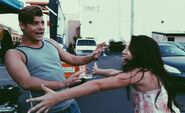 Isabel-moner-and-garrett-clayton