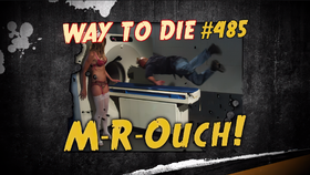 M-R-Ouch!