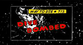 Dive Bombed
