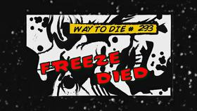 Freeze Died