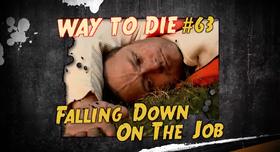 Falling Down On the Job