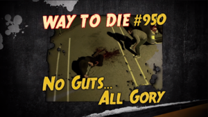 No Guts All Gory