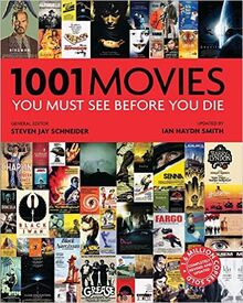 1001 Movies 2015 Hardcover