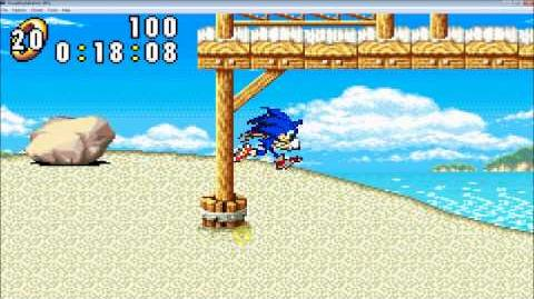 Sonic Advance Thehypershadow1698