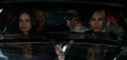 Regina with the Queens of Darkness