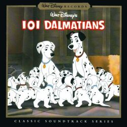 101 Dalmatians soundtrack