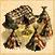 Iroquios War Camp