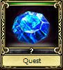 Huge sapphire
