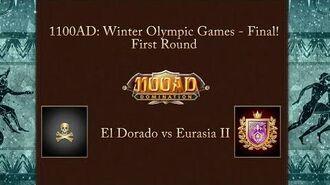 El Dorado vs Eurasia II. First Round!