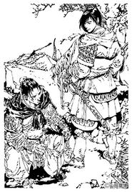 Tonan - rikou and gankyuu