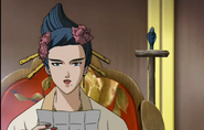 Riyo announcing Suzu a sennin