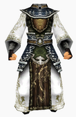Guanyin-armor of 1000 battles-male