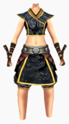 Guanyin-godsend armor-female