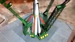 R-7 Semyorka ICBM (Р-7 Семёрка индекс ГРАУ-8К71)