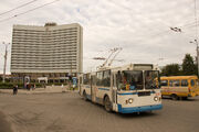 Murmansk.Trolleybus№6
