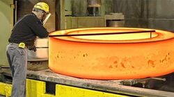 HYPNOTIC Video Inside Extreme Chinese Forging Factory Wilop Forge and Foundry Company-0