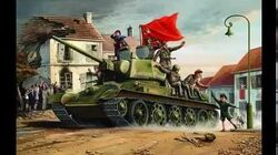 The Soviet Tanks Before And Now !-0