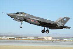 F-35 at Edwards