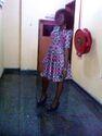 A Nigerian lady in Ankara clothing2