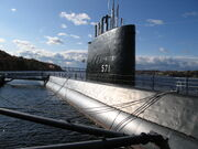 USS Nautilus SSN571