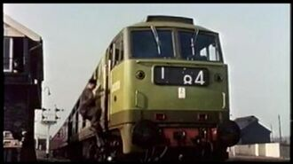 Falcon, the official film about the locomotive which was made by Brush