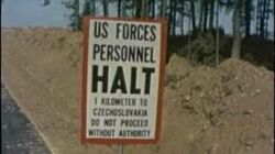 Border Protection - The Border Between East and West Europe - 1970's US Forces-0