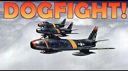 Korean War Dogfighting The most INTENSE Dogfights of the Korean War!