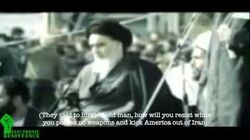 Sayyed Hassan Nasrallah - The Iranian Revolution & Imam Khomanie