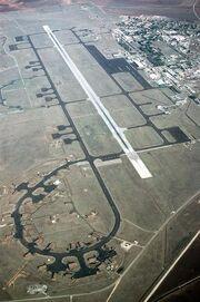 Incirlik Air Base overhead 1987