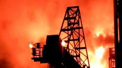 Hell on Earth at Redcar Blast Furnace