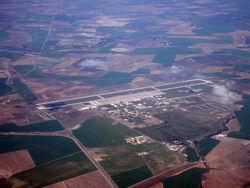 Base Aérea de Morón (OZP, LEMO) 20090216 1341 (2) Morón