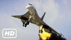 Concorde - Up in Flames Mayday Air Crash Investigation (HD)