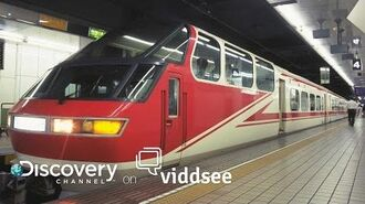 On-Time Metro - In Japan, The Train Is Never Late Discovery on Viddsee