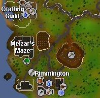 Rimmingotn Map