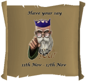 2014 - Have your say! newspost