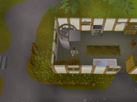 Cryptic clue - search drawers port sarim house