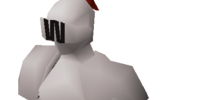 White full helm