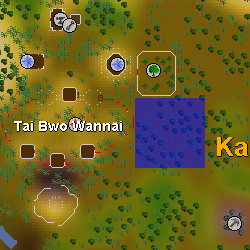 Scout (Tai Bwo Wannai) location