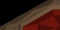 Mahogany trapdoor