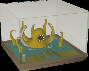 Kraken display