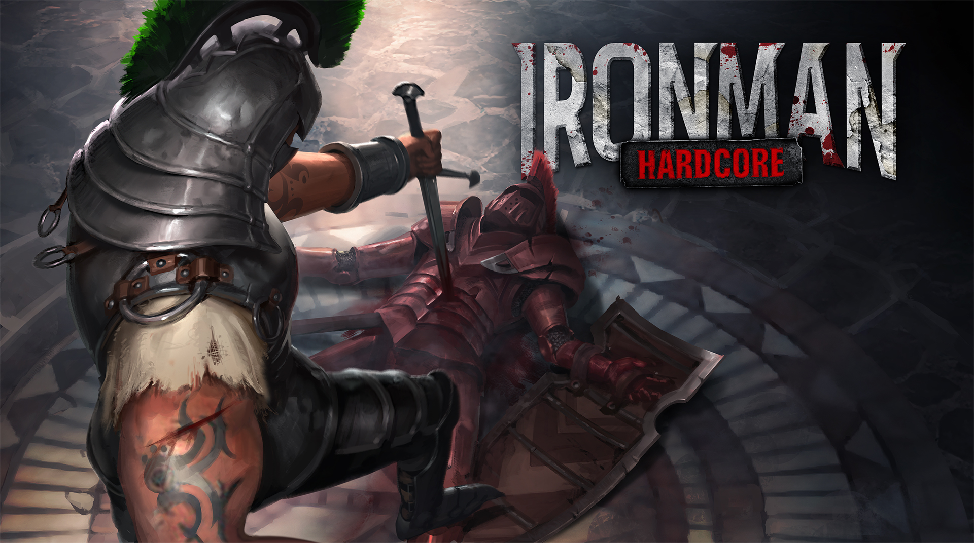 Ironman Hardcore Game