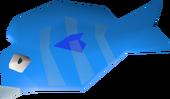 Raw fishlike thing detail