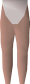 Bunny legs detail
