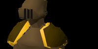 Bronze plateskirt (g)