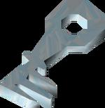 Ecumenical key detail