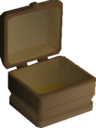 BA bank chest