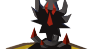 Mounted emblem