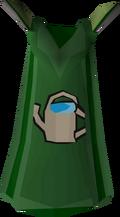 Farming cape detail