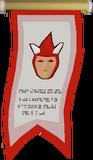 Imp Champion's banner