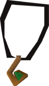 3rd age amulet detail